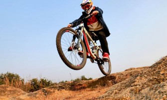 It's time to own a mountain bike!