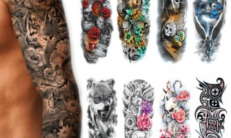 Do you want to own the cool tattoo?