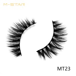 M-STAR Lashes 10Pairs Magnetic Eyelashes Kit - MT10