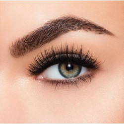 M-STAR Lashes 3D Synthetic Magnetic Eyelashes-MG12