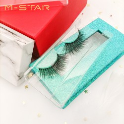 M-STAR Faux  Mink False Eyelashes MFE