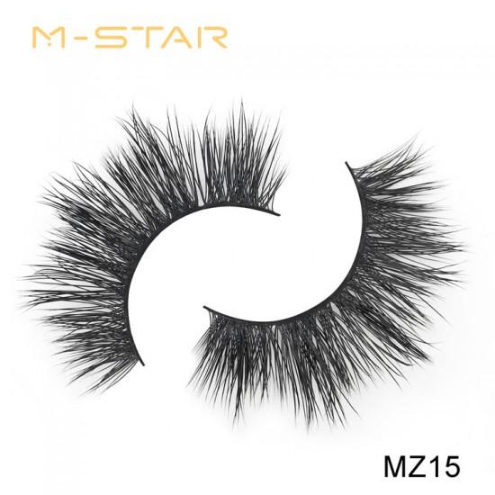 M-STAR Lashes Faux Mink Lashes - MZ15