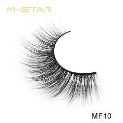 M-STAR Lashes 3D  Faux Mink False Eyelashes - MF10