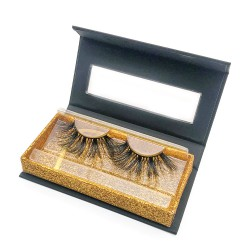 M-Star 25mm Fluffy 5D Mink Lashes | MH10