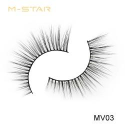 M-Star 3D Silk Lashes-MV03