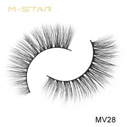 M-STAR Lashes 3D Silk Lashes-MV28
