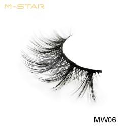 M-STAR Lashes 3D  Synthetic False Eyelashes - MW06