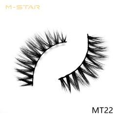 M-STAR Lashes 1Pairs Magnetic Eyelashes Kit - MT1